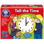 Orchard Toys Tell The Time Lotto, 5yrs+