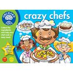 Orchard Toys Crazy Chefs Game, 3yrs+