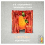 Heston from Waitrose Christmas Pudding Hidden Orange