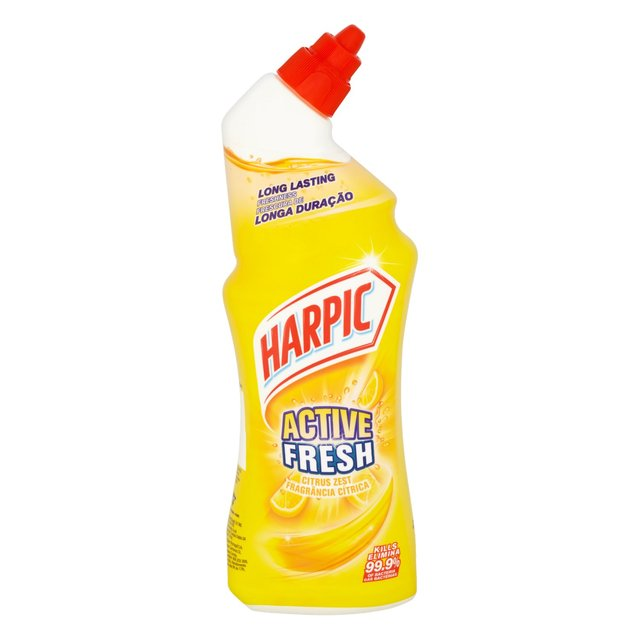 Harpic Active Fresh Cleaning Gel Citrus 750ml from Ocado