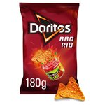 Doritos BBQ Rib Tortilla Chips