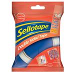 Sellotape Double Sided 12mm