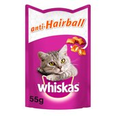 Whiskas Anti-Hairball Cat Treats with Chicken