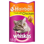 Whiskas Anti-Hairball Cat Treats