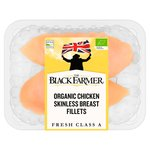 The Black Farmer Organic Chicken Breast Fillets
