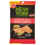 New York Style Red Hot Chilli Peppers Pita Chips