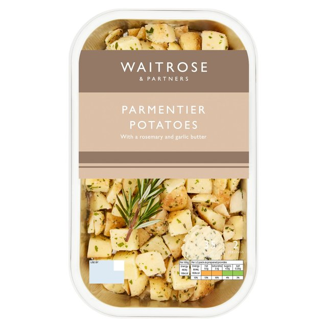Waitrose Parmentier Potatoes