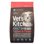 Vet's Kitchen Adult Salmon & Potato Dry Dog Food