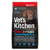 Vets Kitchen Senior Dog Salmon & Brown Rice