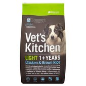 Vets Kitchen Light Dog Food Chicken & Brown Rice