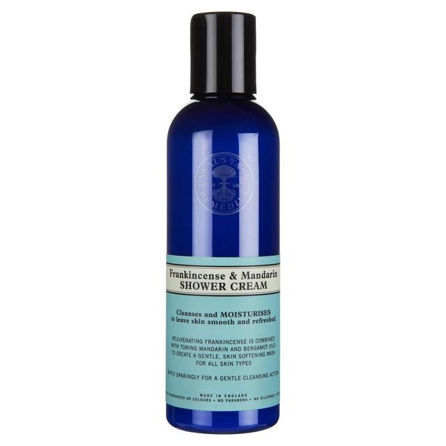 Neal's Yard Remedies Frankincense & Mandarin Shower Cream