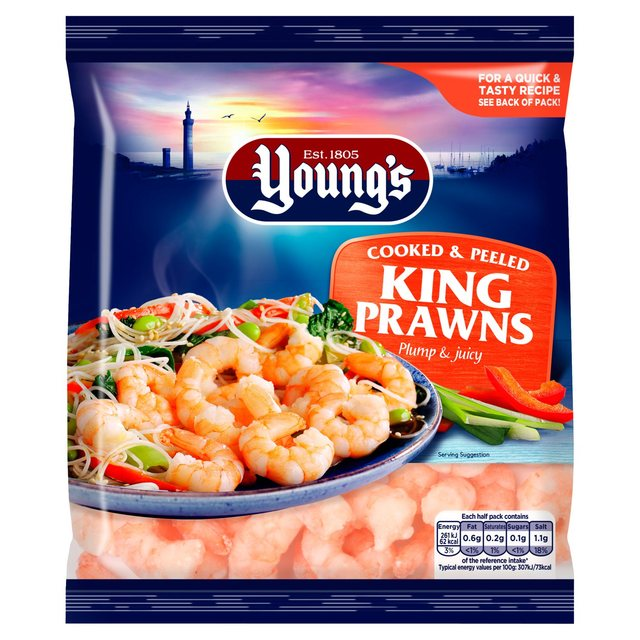 how to know when prawns are cooked