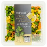Waitrose Layered Vegetables