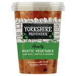 Yorkshire Provender Rustic Vegetable Broth with Lentils, Kale & Quinoa