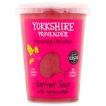 Yorkshire Provender Beetroot Soup with Horseradish