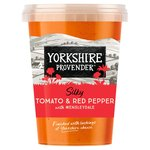 Yorkshire Provender Tomato & Red Pepper Soup with Wensleydale Cheese
