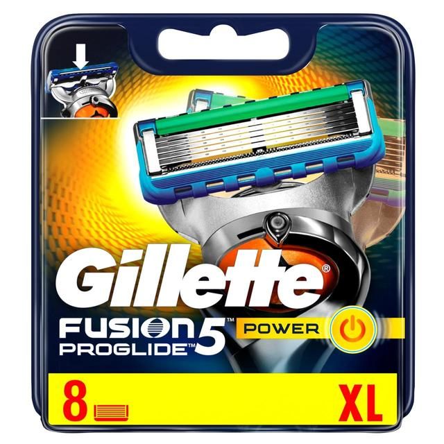 how to change blade on gillette fusion proglide