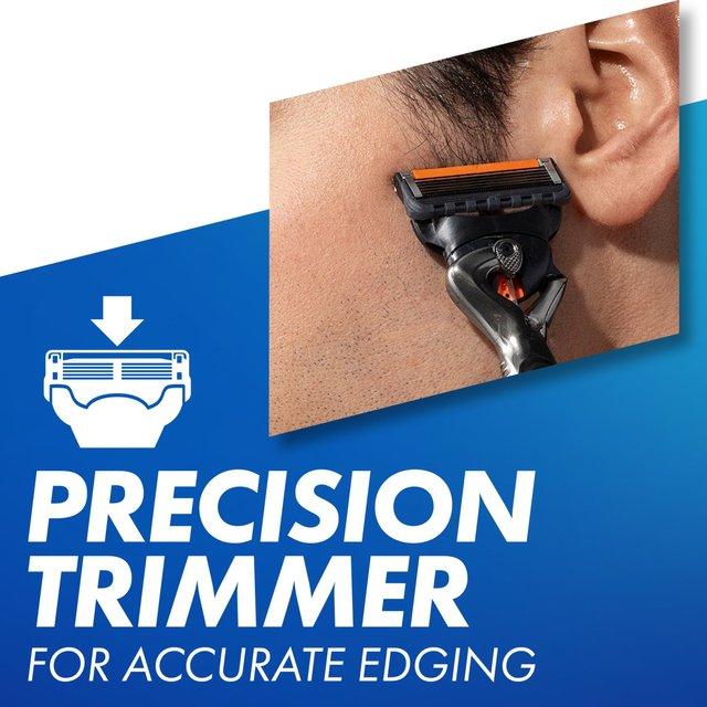 Gillette Fusion Proglide Manual Razor Blades 4 Per Pack Manual Guide