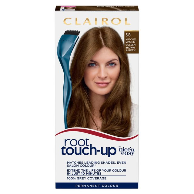 Nice n Easy Root Touch Up Medium Golden Brown 5.3