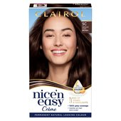 Nice n Easy Hair Dye Medium Cool Brown 5C
