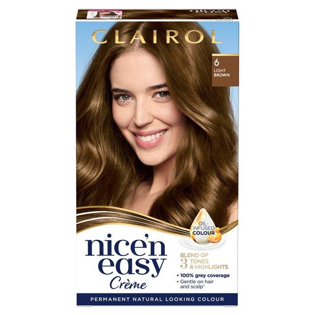 Natural Hair Color Dye Reviews Nice N Easy Hair Dye