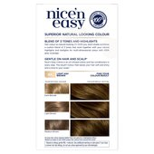 Nice n Easy Hair Dye Natural Light Ash Brown 6A