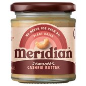 Meridian Smooth Cashew Butter