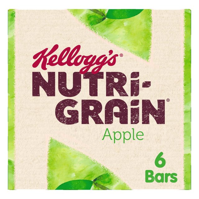 Kellogg's Nutrigrain Apple