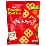 Birds Eye Mini Potato Waffles Frozen
