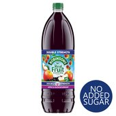 Robinsons Apple & Blackcurrant No Added Sugar Double Concentrate