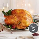 Essential Waitrose Small Turkey with Giblets Serves 5-8
