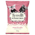 Tyrrells Sweet & Salty Poshcorn