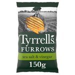 Tyrrells Sea Salt & Vinegar Furrows