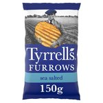 Tyrrells Sea Salted Furrows