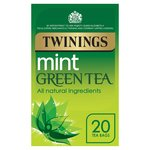 Twinings Mint Green Tea Bags