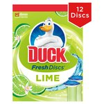 Duck Fresh Discs Refills Lime