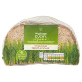 Duchy from Waitrose Organic Seeded Sliced Bloomer