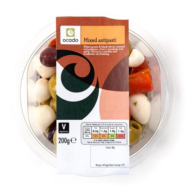 Ocado Mixed Antipasti
