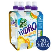 Robinsons Fruit Shoot Hydro Orange & Pineapple No Added Sugar