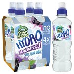Robinsons Fruit Shoot Hydro Blackcurrant No Added Sugar