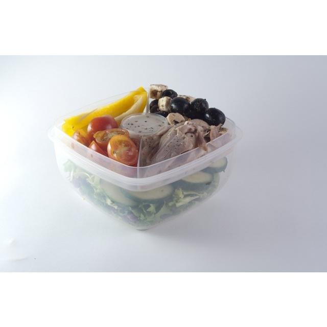 ... Sistema Plastic Salad To Go Container 1.1L Blue  sc 1 st  Ocado & Sistema Plastic Salad To Go Container 1.1L Blue from Ocado Aboutintivar.Com