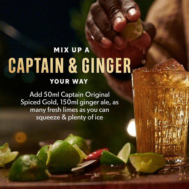 Captain Morgans Spiced Rum Ocado