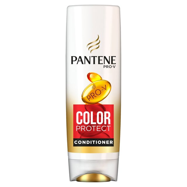 Pantene Conditioner,Colour Protect & Smooth 400 ml