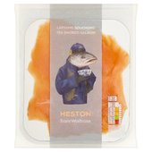 Heston from Waitrose Tea Smoked Salmon