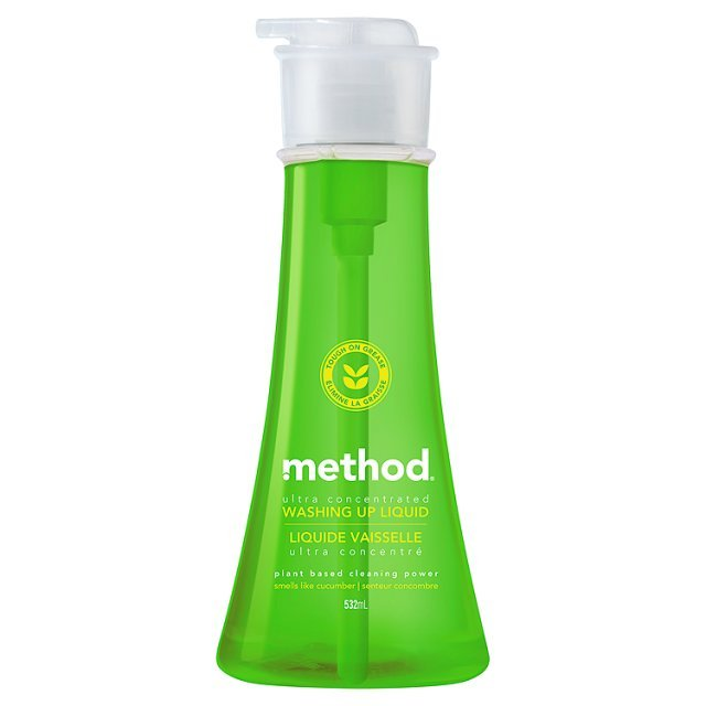 Method Washing Up Liquid Cucumber