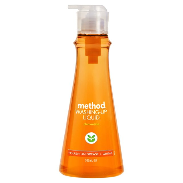Method Washing Up Liquid Clementine