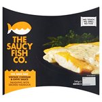 Saucy Fish Smoked Haddock with Cheese & Chive