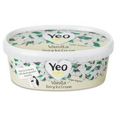 Yeo Valley Organic Vanilla Dairy Ice Cream
