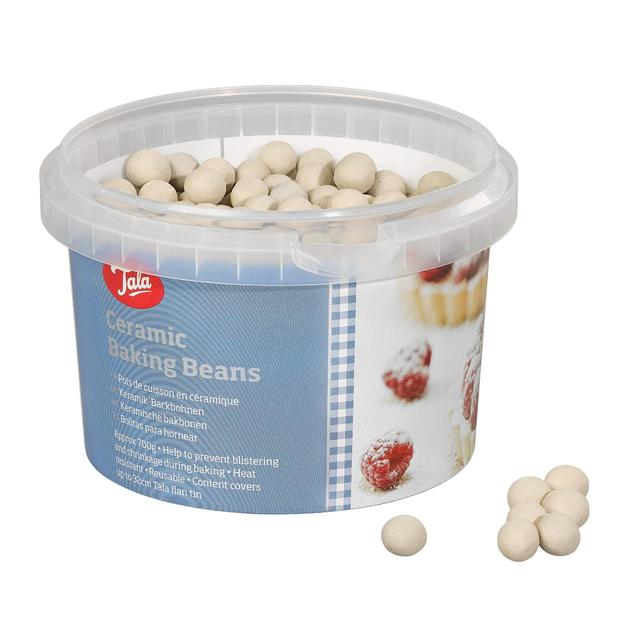 how to use ceramic baking beans