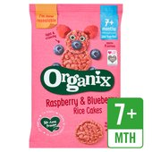 Organix Berry Rice Cake